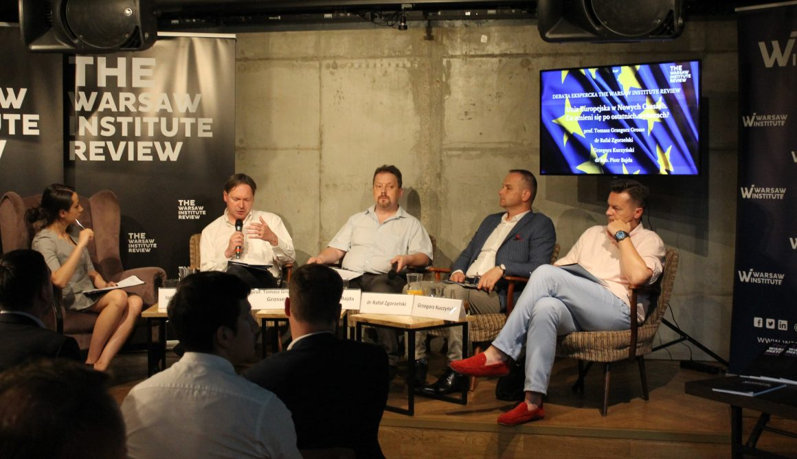 Meetings with Geopolitics: The European Union in the New Times. What Will Change After the Last Elections? Summary of The Warsaw Institute Review Expert Debate