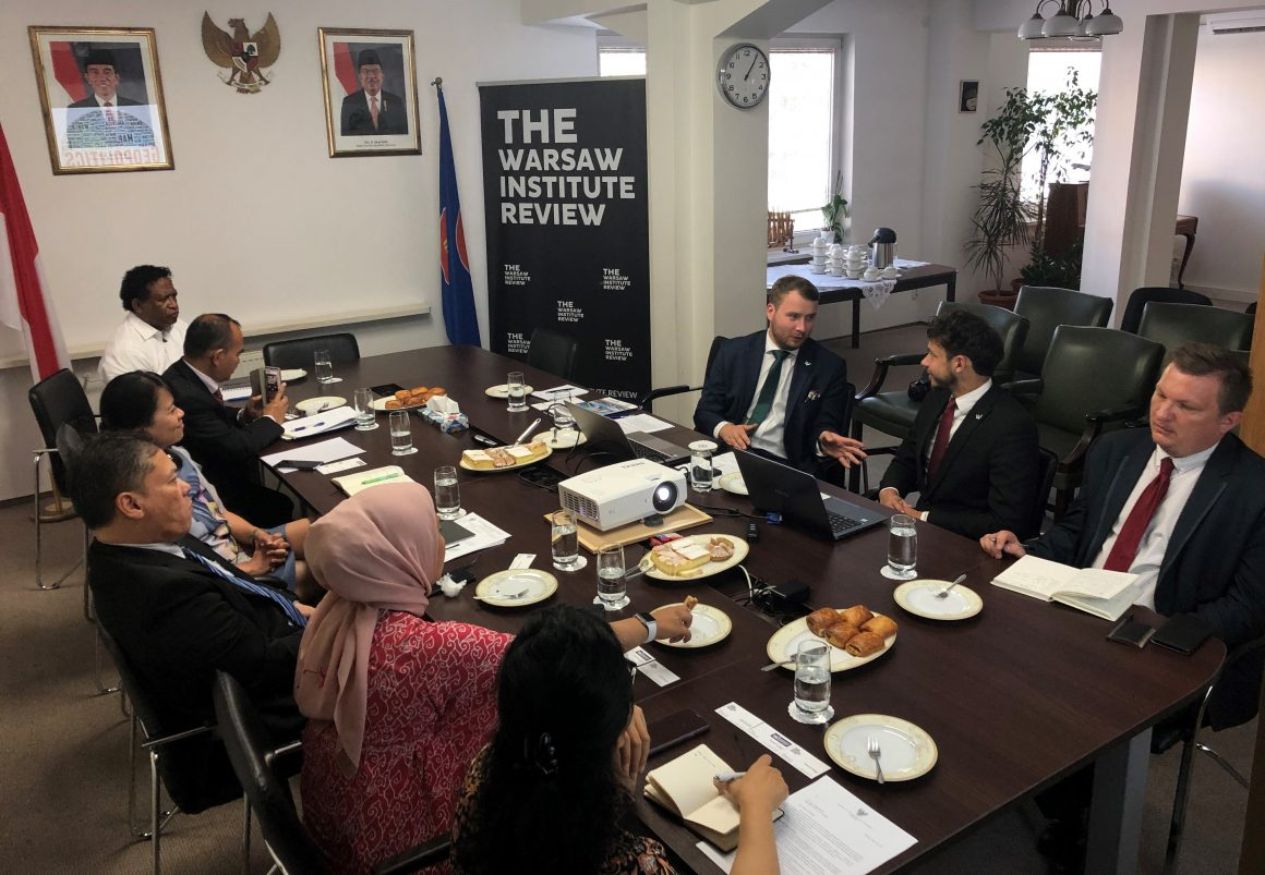 Strategy Duologues in Geopolitics: The Warsaw Institute in the Embassy of the Republic of Indonesia