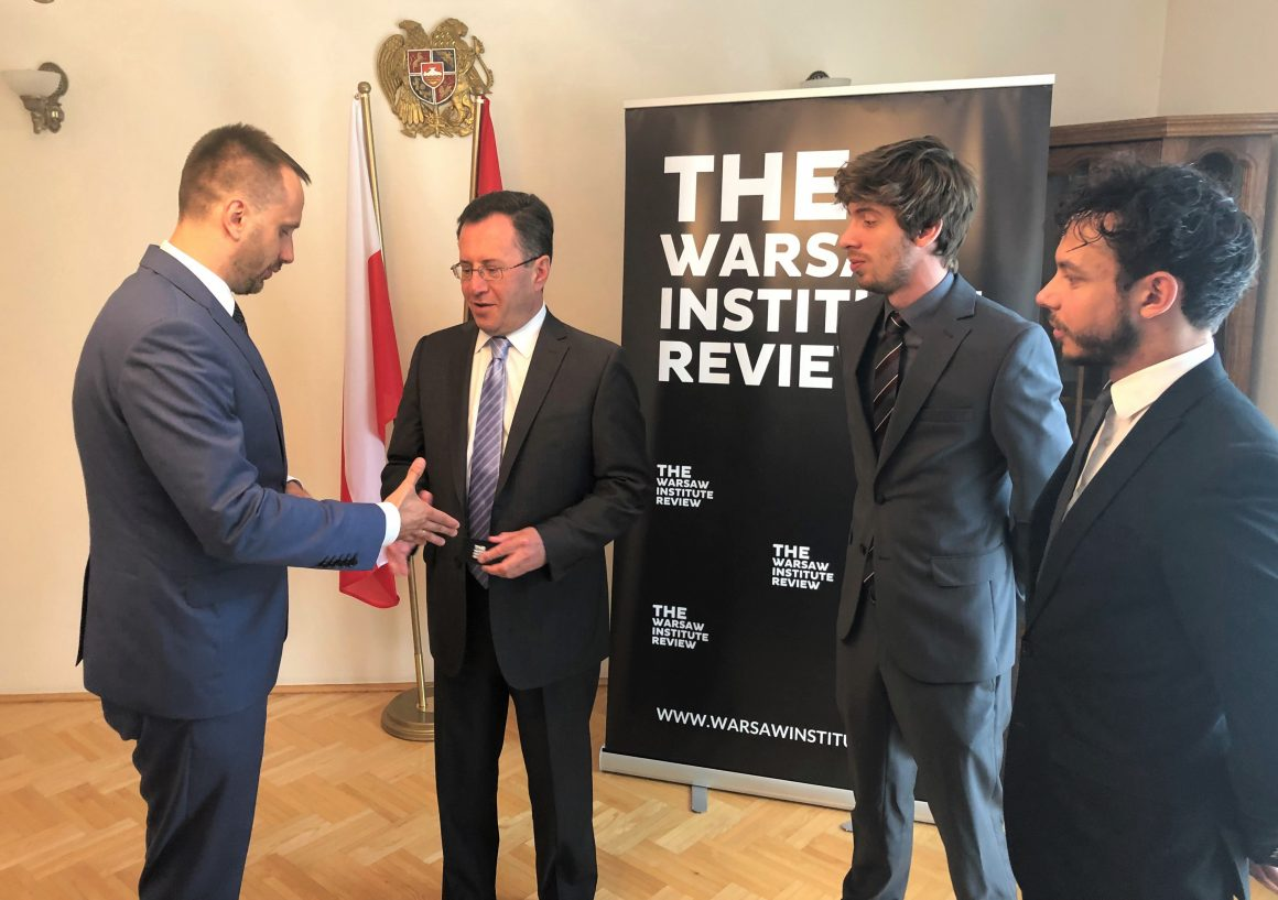 Strategy-Duologues.-The-Warsaw-Institute-Review-in-the-Embassy-of-Armenia