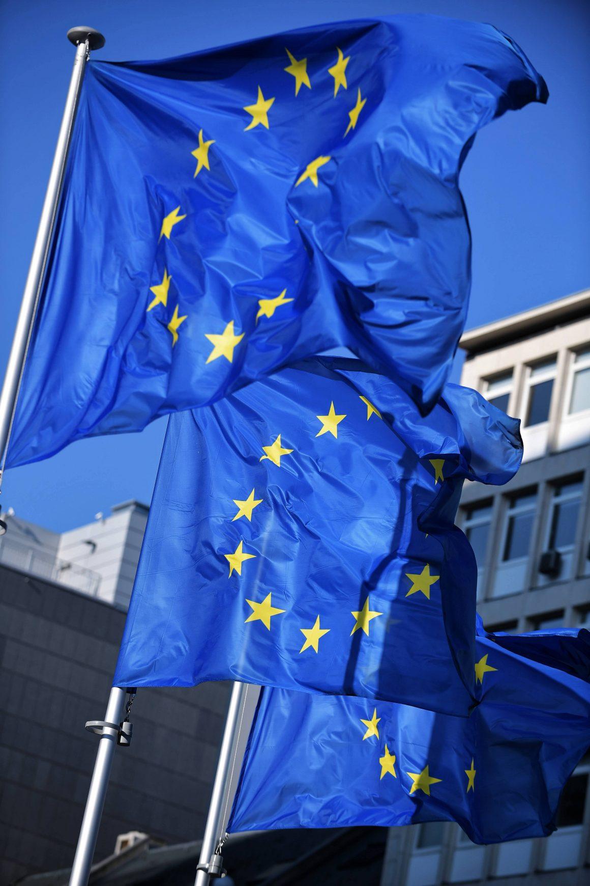 BRUSSELS, BELGIUM, APRIL 11, 2019. EUROPEAN COMMISSION. ©MARCIN OBARA (PAP)