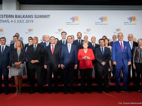The Warsaw Institute Review at Western Balkans Summit