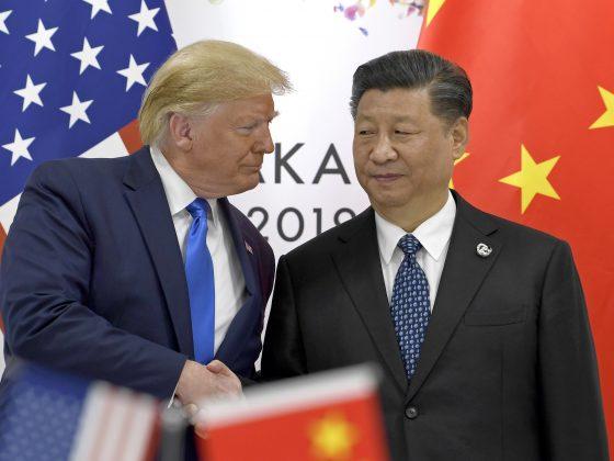 Ameryka-Chiny-ChRL-Donald Trump-Trump-Xi Jinping-Xi-gospodarka-handel-Pekin-stany Zjednoczone-USA-WASZYNGTON