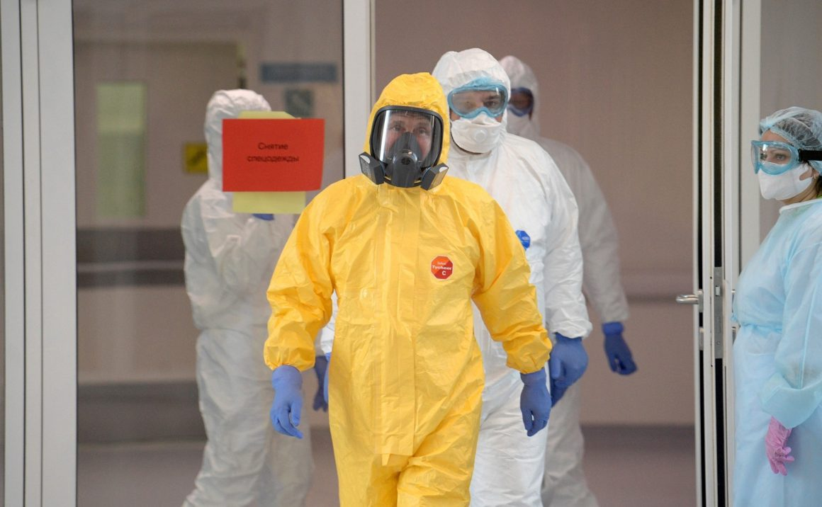 Russia become the world's second most COVID-19 infected country, 150 deaths in 24 hours