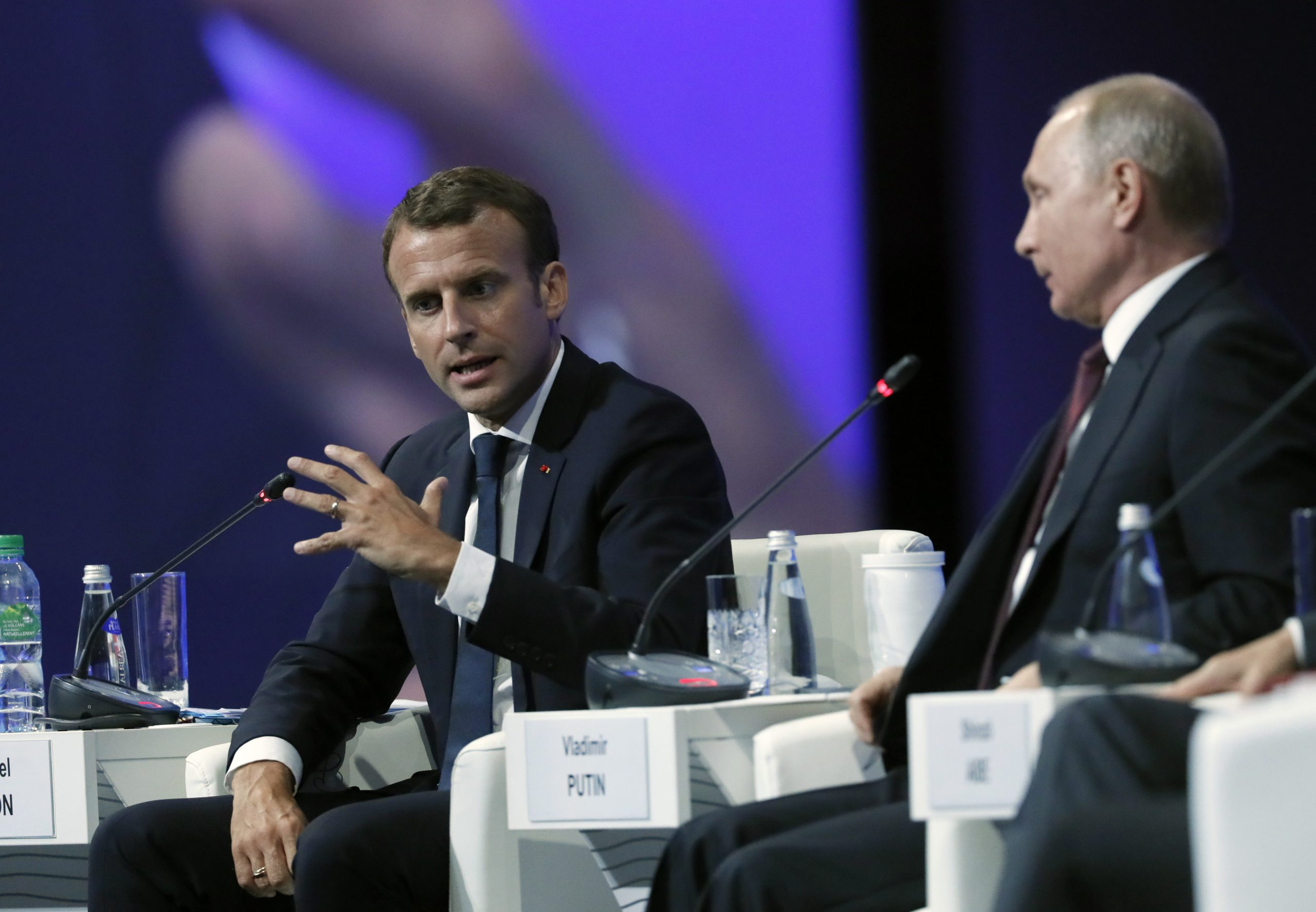 Emmanuel Macron And French Russian Relations In Times Of Crisis In International Alliances