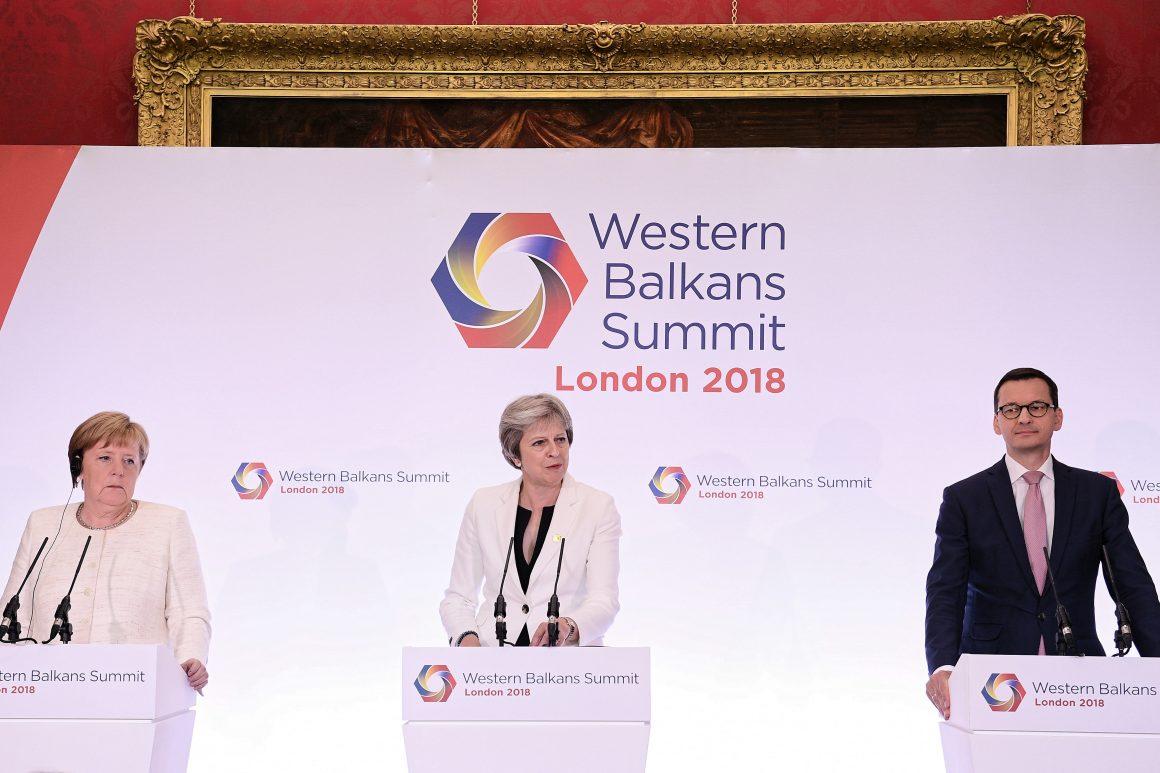 Albania-Bałkany-Bałkany zachodnie-Bośnia-Hercegowina-Chorwacja-Czarnogóra-EU-Europa-Grupa-Wyszehradzka-Jugosławia-kosowo-macedonia-Morawiecki-Polska-Proces-Berliński-Serbia-Szynkowski-Unia-Europejska