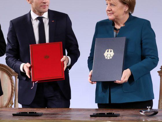 Angela Merkel-Emmanuel Macron-EU-Francja-komisja europejska-Niemcy-Parlament Europejski-UE-Unia Europejska