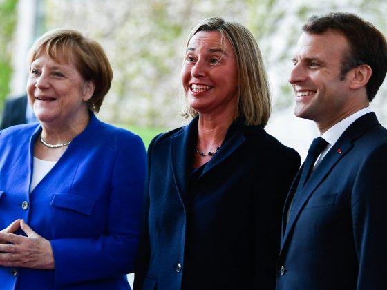 Bałkany zachodnie-Chiny-Federica Mogherini-Geopolityka-Macron-Merkel-Niemcy-Proces Belinski-Rosja-Stany Zjednoczone-UE-Unia Europejska