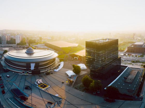 Katowice, Silesia