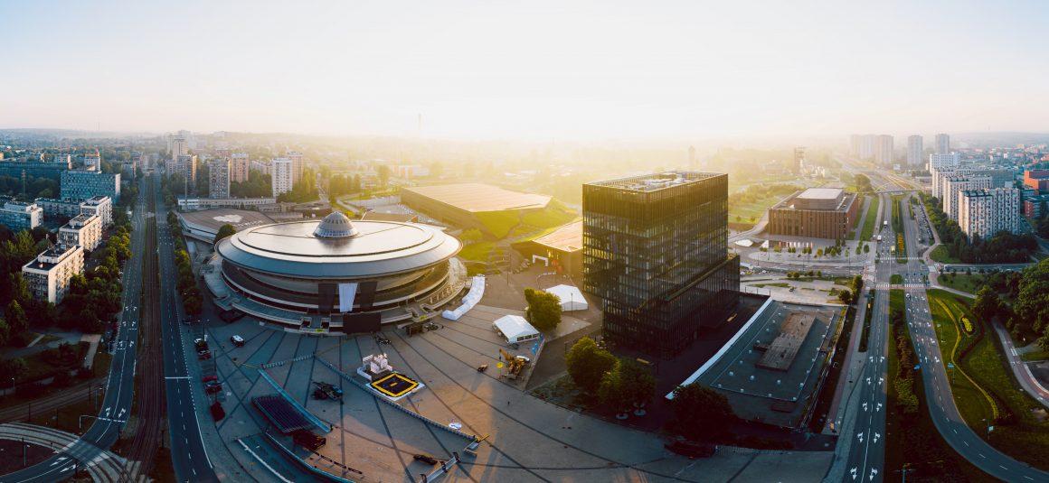 Katowice, Śląsk